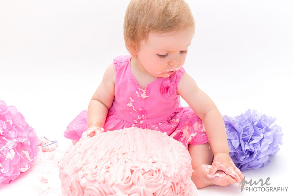 Babyshooting und Kindershooting Graz, Geburtstagshooting Steiermark, Kinderfotos, Cake Smash Shooting