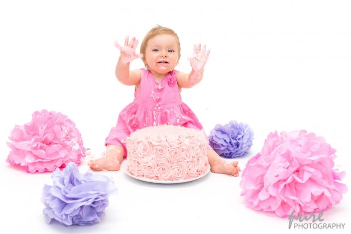Babyshooting und Kindershooting Steiermark, Fotografin Gratkorn, Fotoshooting Gratwein, Cake Smash Shooting