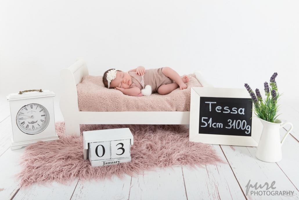 Geburtsanzeige Baby, Dankeskarten Foto, Babyfotografin Graz, Fotoshooting Steiermark